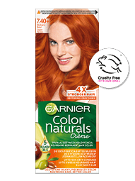 Garnier Color Naturals MIEDZIANY BLOND